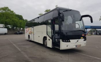 Volvo 9700HD Analoger Tacho